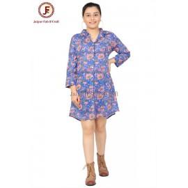 Women Trendy shirt dress