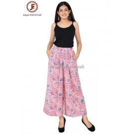 Women Cofortable pllazo pants